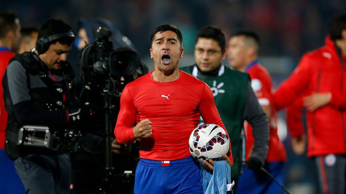 """Pizarro y la """"Roja"""": """"La idea es aprovechar esta generación y seguir peleando"""""""