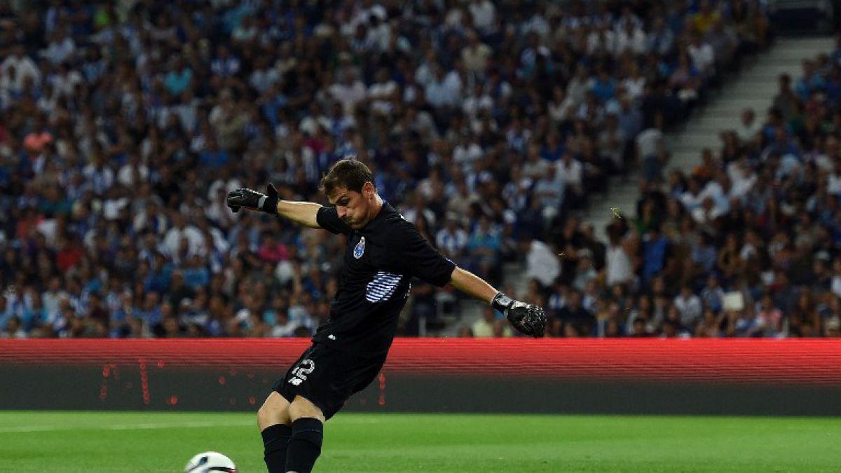 El desafío de Iker Casillas al Real Madrid