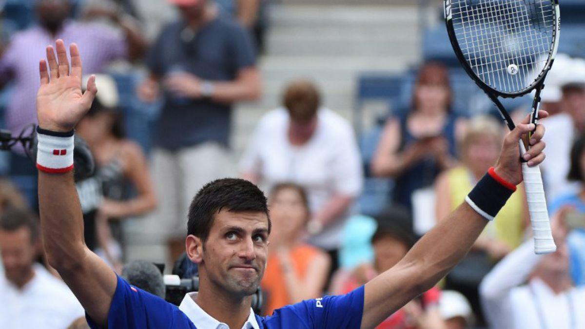 Djokovic debuta arrasando y se registra la primera sorpresa en el US Open
