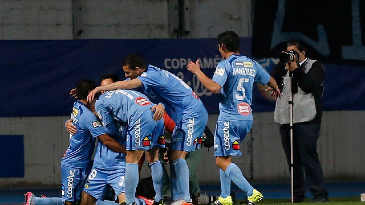 OHiggins ficha a nuevo goleador argentino para el Clausura 2016
