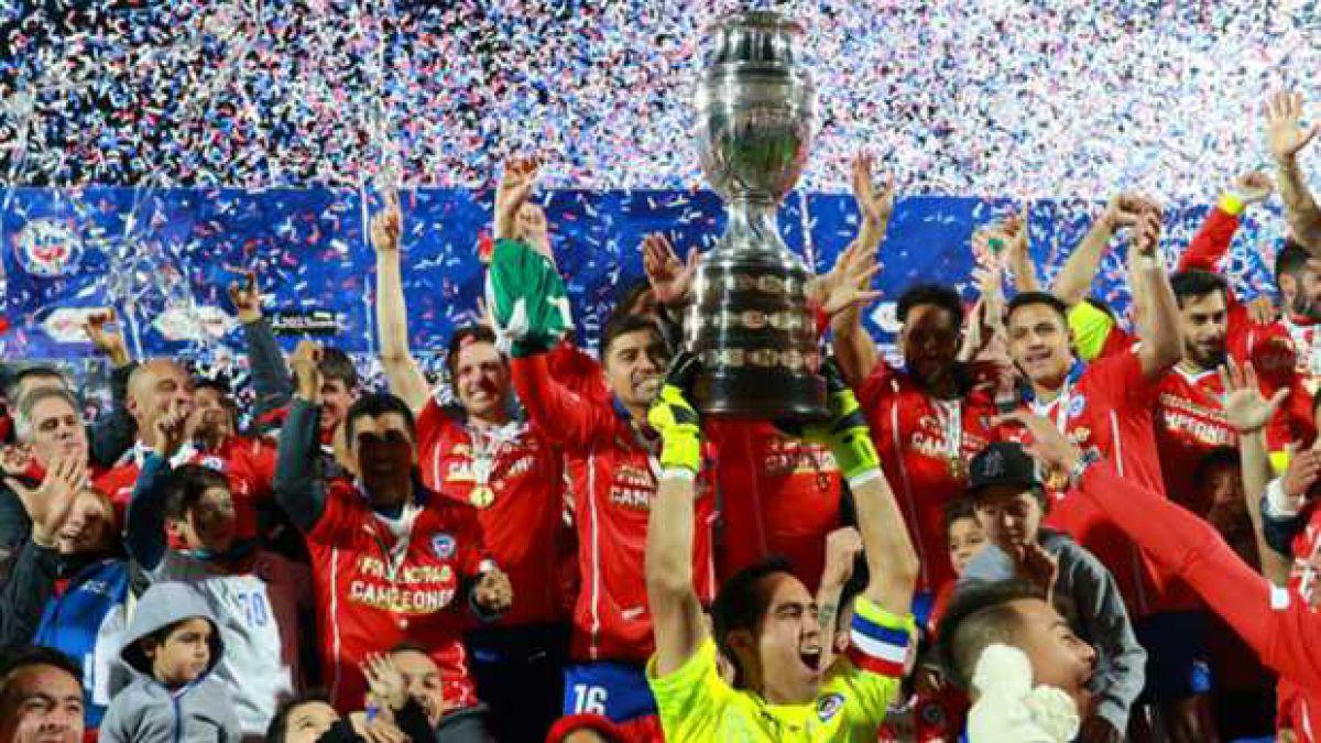Chile se ubicará 8° y alcanzará su mejor ranking FIFA en 17 años