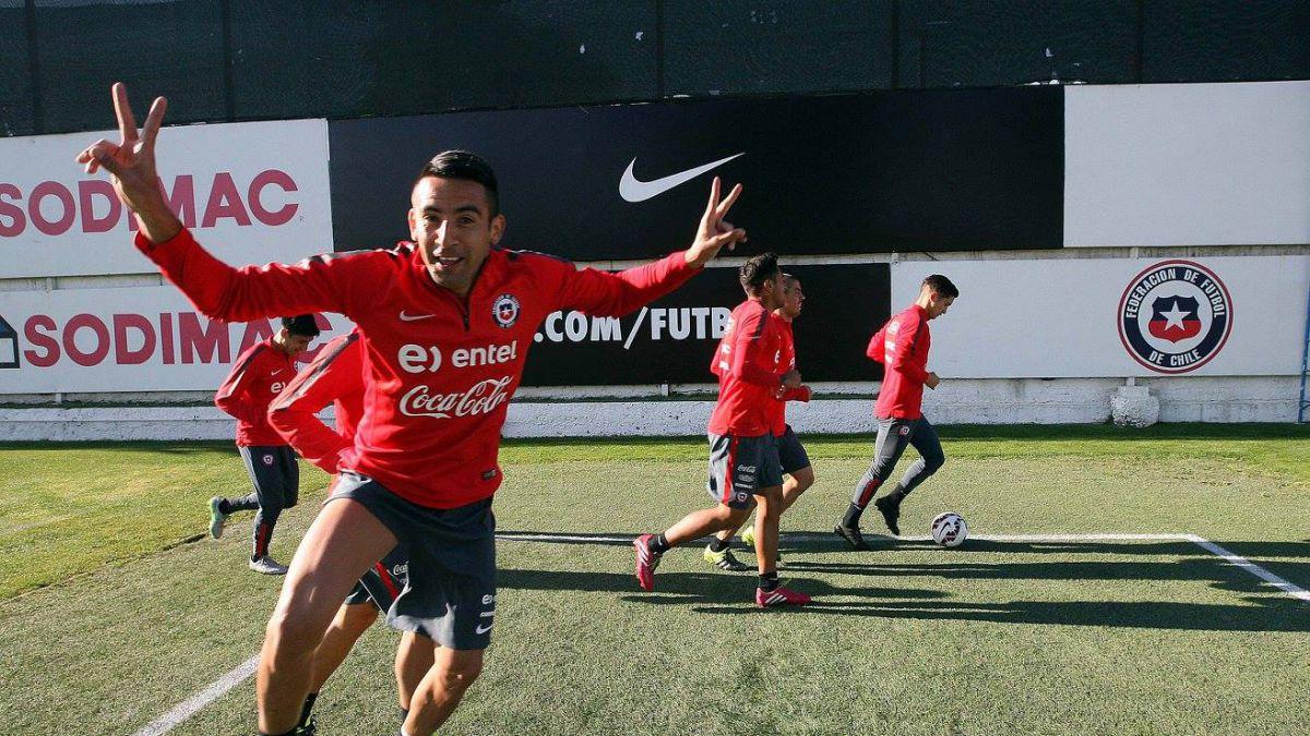 ANFP regalará entradas para el entrenamiento de La Roja