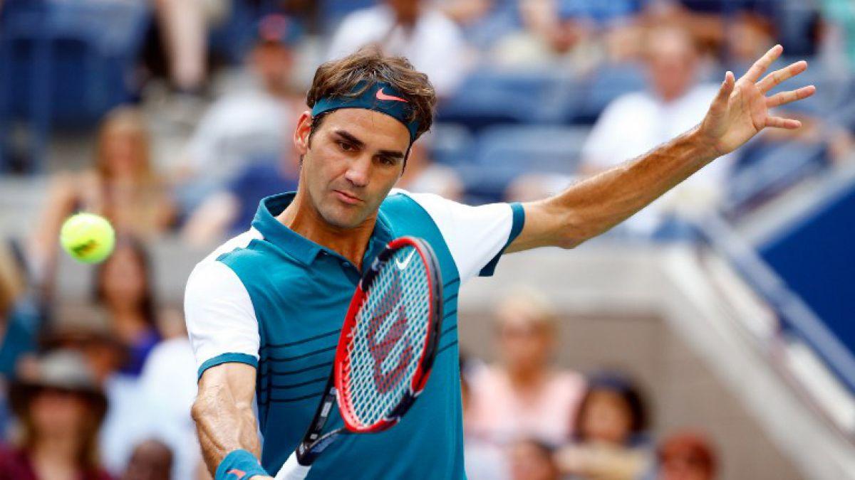Federer mostró sus credenciales en el US Open con arrollador debut