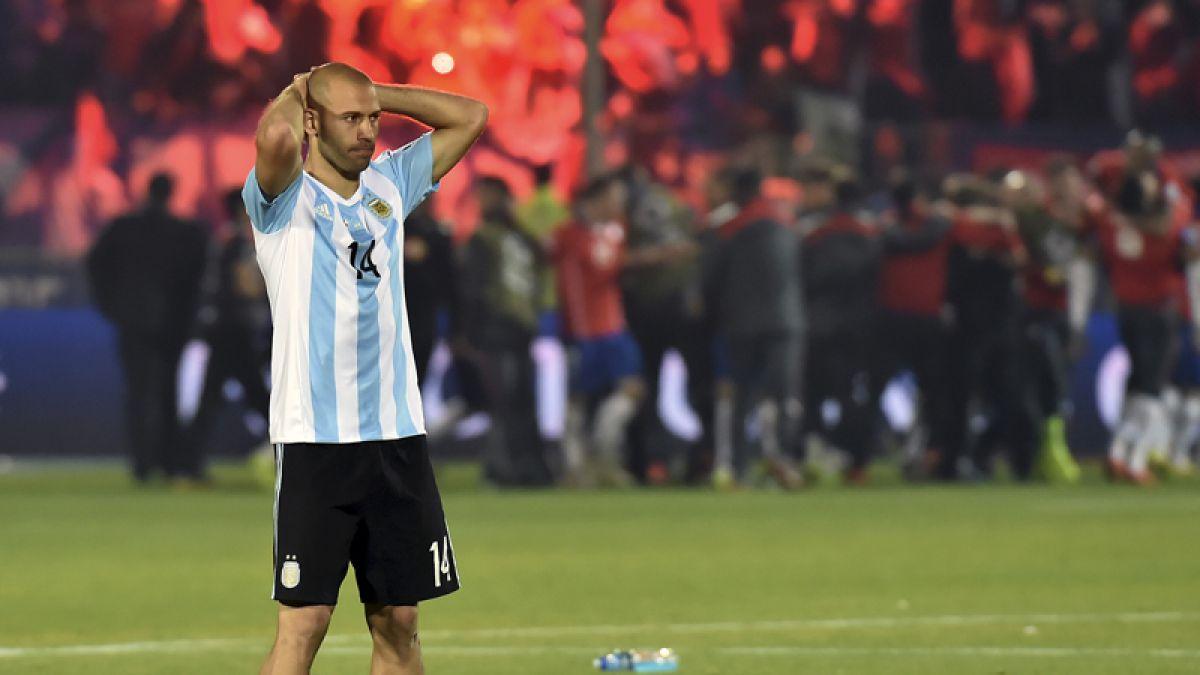 Mascherano no olvida la Copa América: La frustración fue mucho mayor a la del Mundial