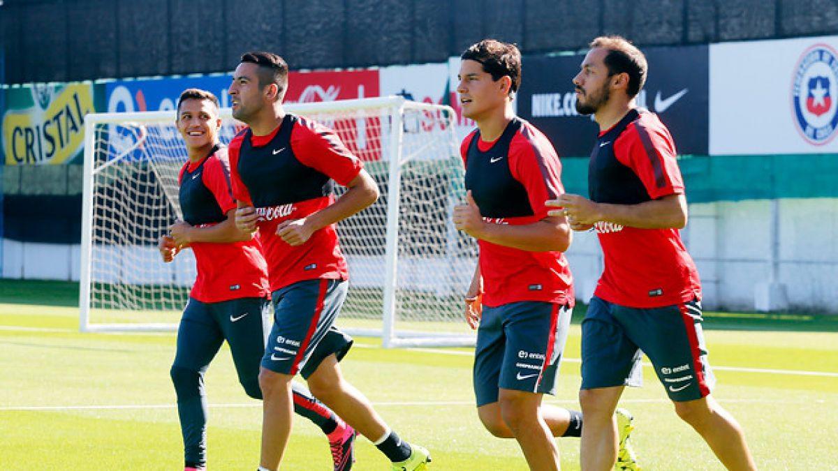 """Lo que debes saber si asistes a la práctica abierta de la """"Roja"""" en el Estadio Nacional"""