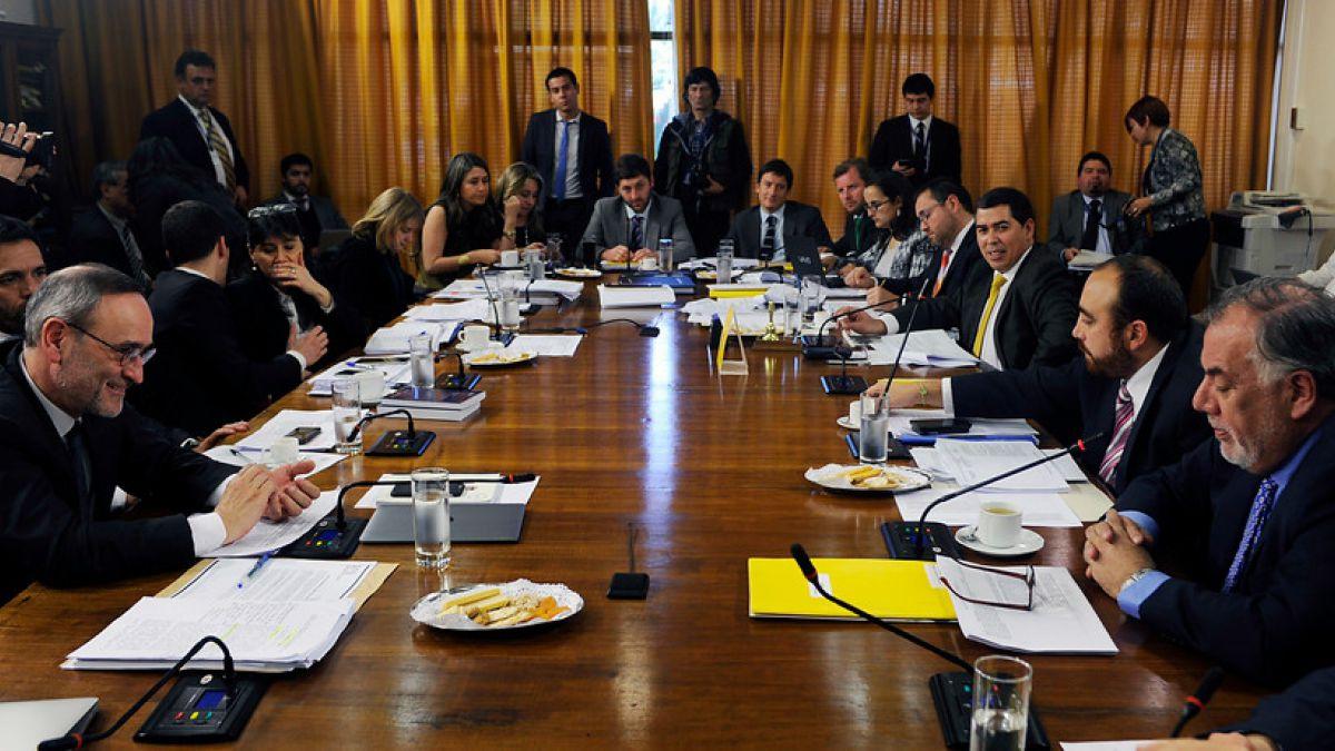 Comisión de Constitución de la Cámara aprobó control preventivo de identidad