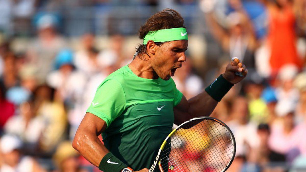 En España blindan al tenista Rafael Nadal ante acusaciones de doping