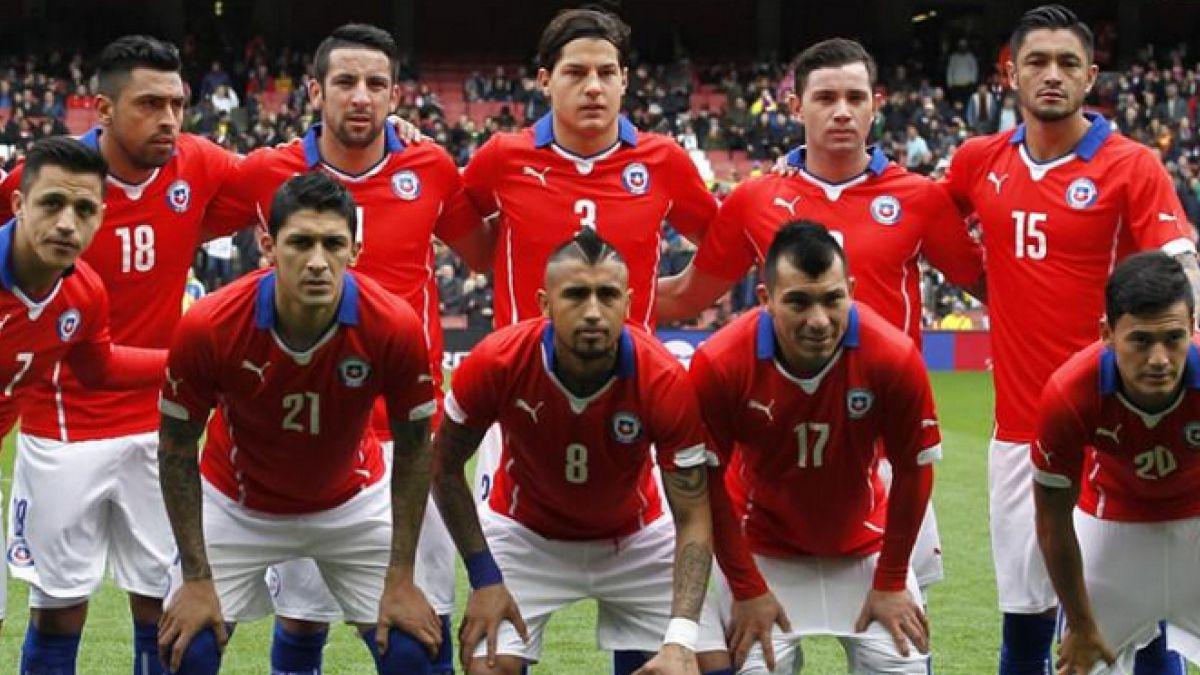 Ranking FIFA confirma a Chile en octavo lugar tras Copa América