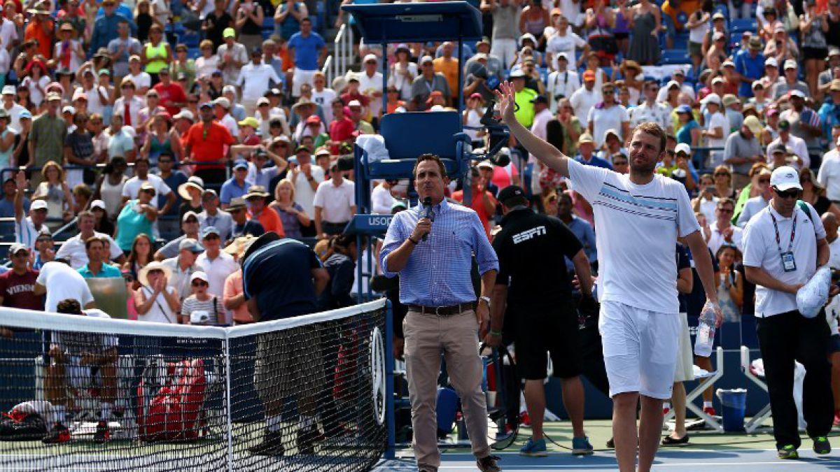 Rival de Massú en final de Atenas se despidió del tenis con triste historia