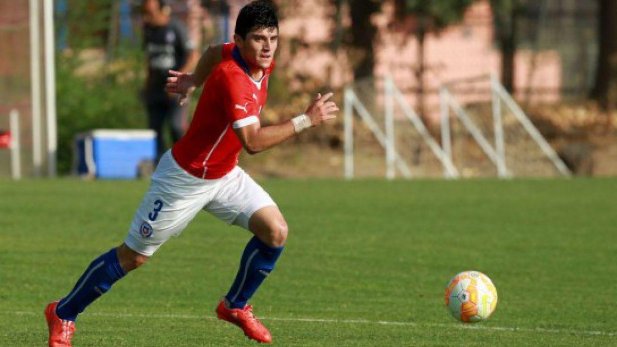Alonso Rodríguez será baja en la Sub 17 para el Mundial