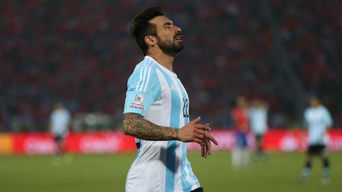 Lavezzi revela que reprochó a Messi por última jugada en la final de la Copa América