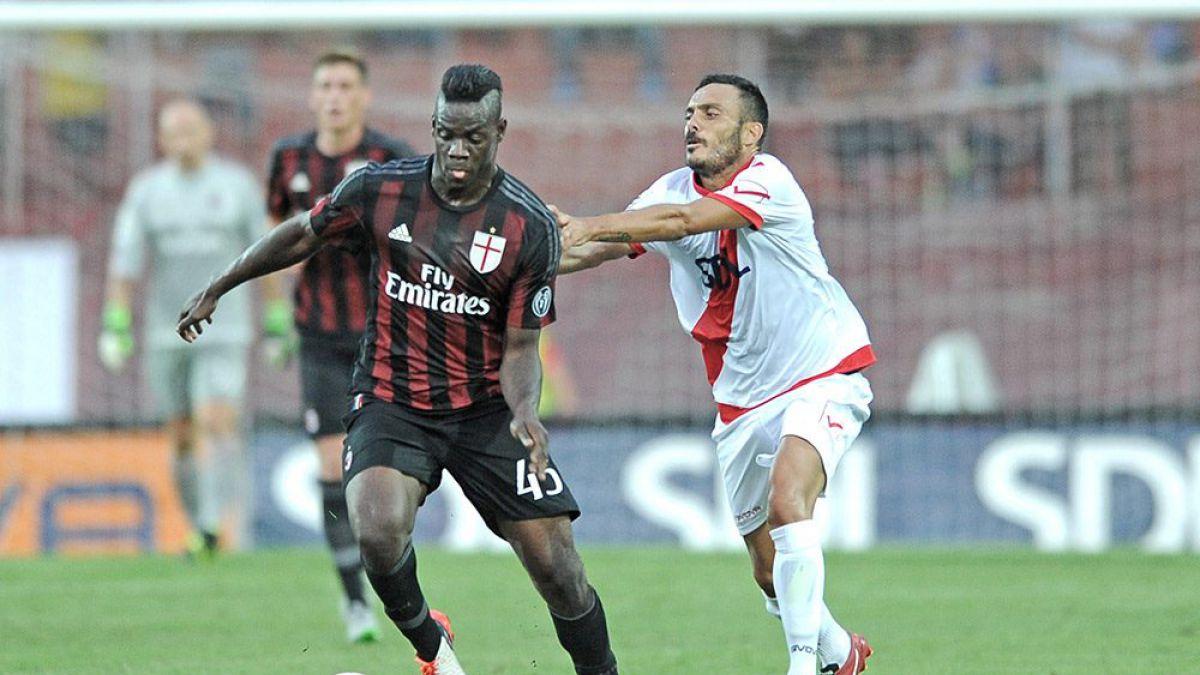 [VIDEO] Volvió con todo: Mario Balotelli tuvo un redebut goleador con el Milán