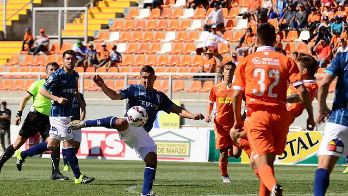 Programación Copa Chile: La U y UC buscan revertir llaves de octavos