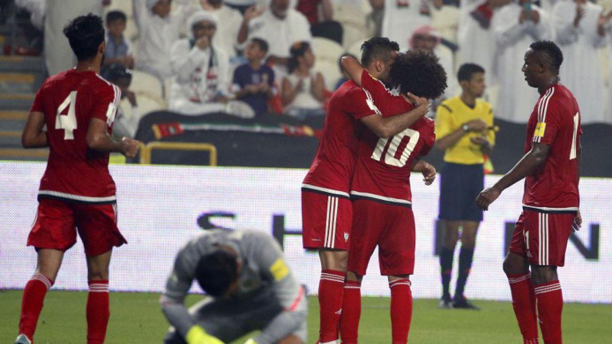 Eliminatorias asiáticas registran escandalosas goleadas de 15-0 y 10-0