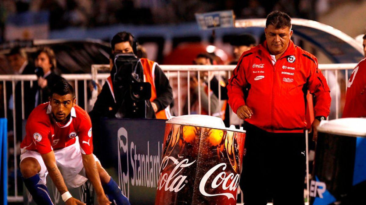 """Borghi y visión de Vidal: """"Es un caso que tendrá que ver un especialista"""""""