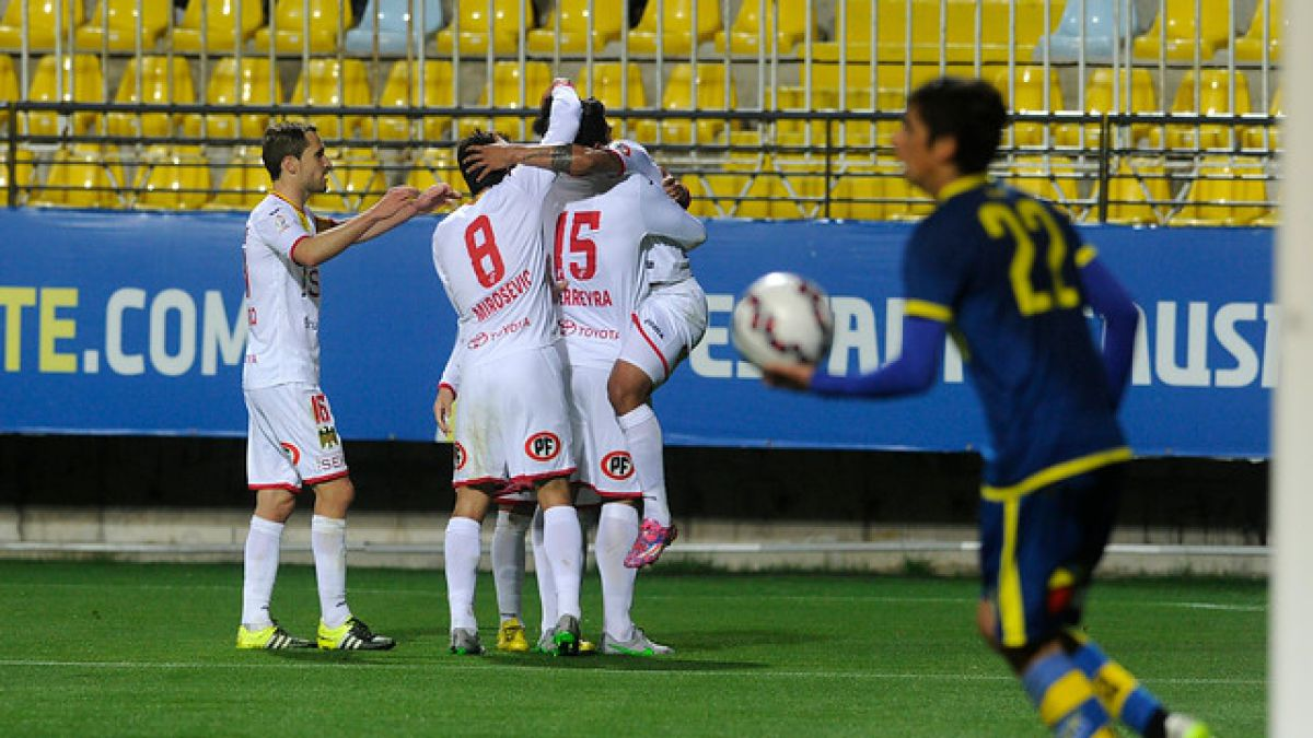 O'Higgins logra sufrido empate y Unión Española celebra en Copa Chile
