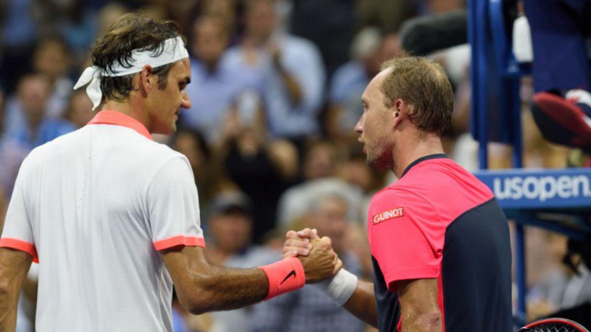 Federer está intratable y con macizo triunfo avanza en el US Open