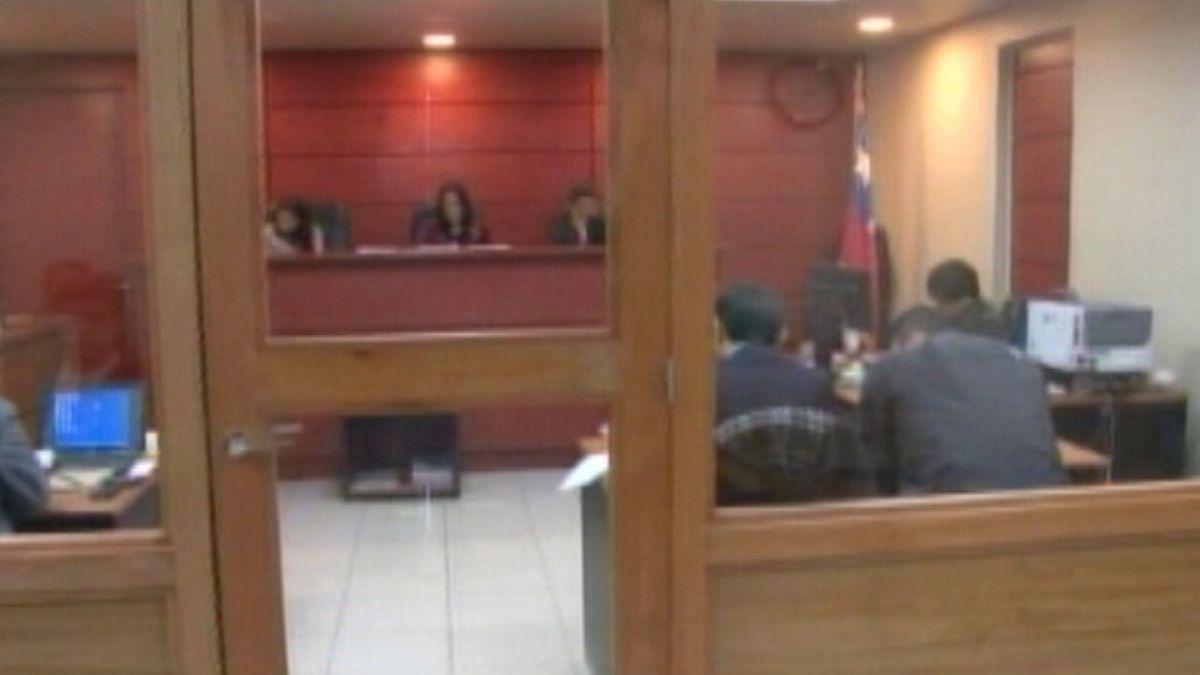 Dictan sentencia contra ex arquero sub 20 por robo con violencia