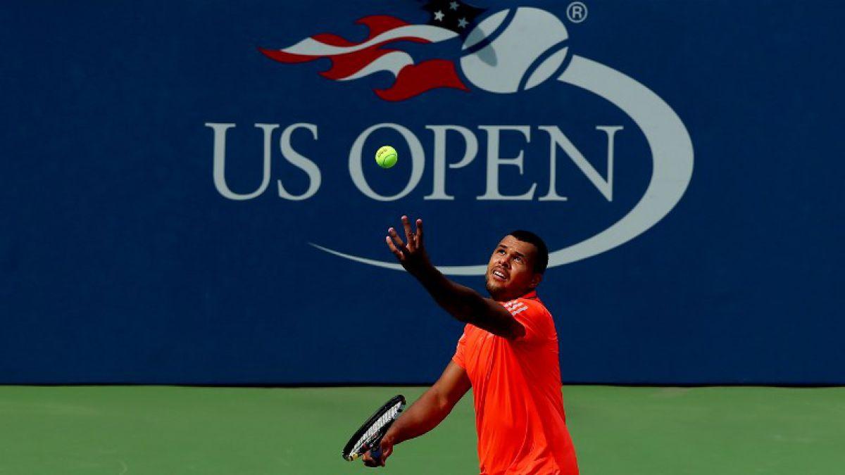 Tsonga avanza a octavos y animará duelo francés en el US Open