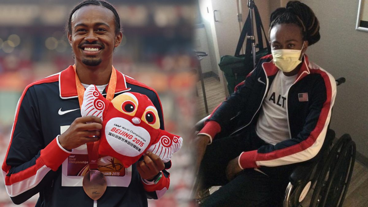 Del podio al quirófano: La historia del atleta olímpico que fue trasplantado tras ser medallista