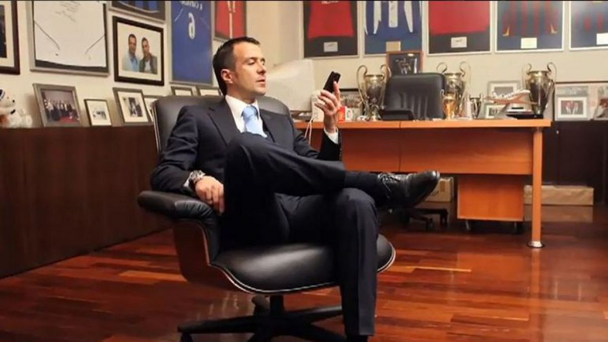 Jorge Mendes, el representante de las estrellas del fútbol que remeció el mercado