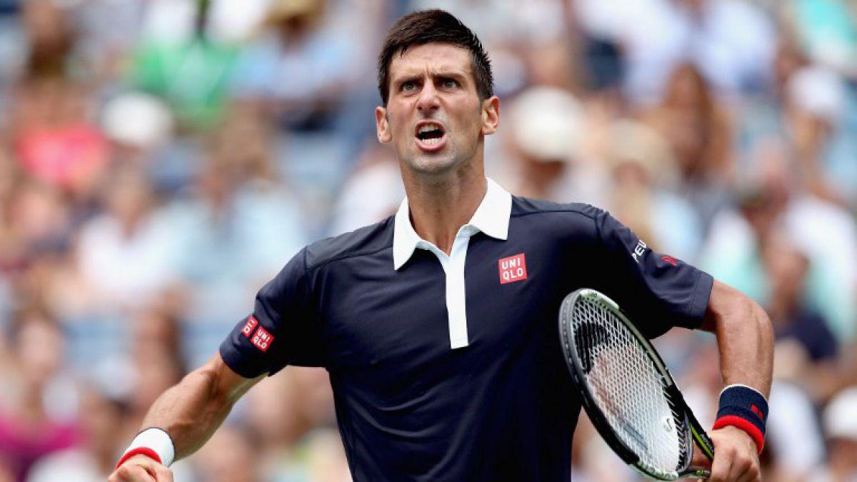 Djokovic gana y nuevamente festeja bailando paso a octavos del US Open