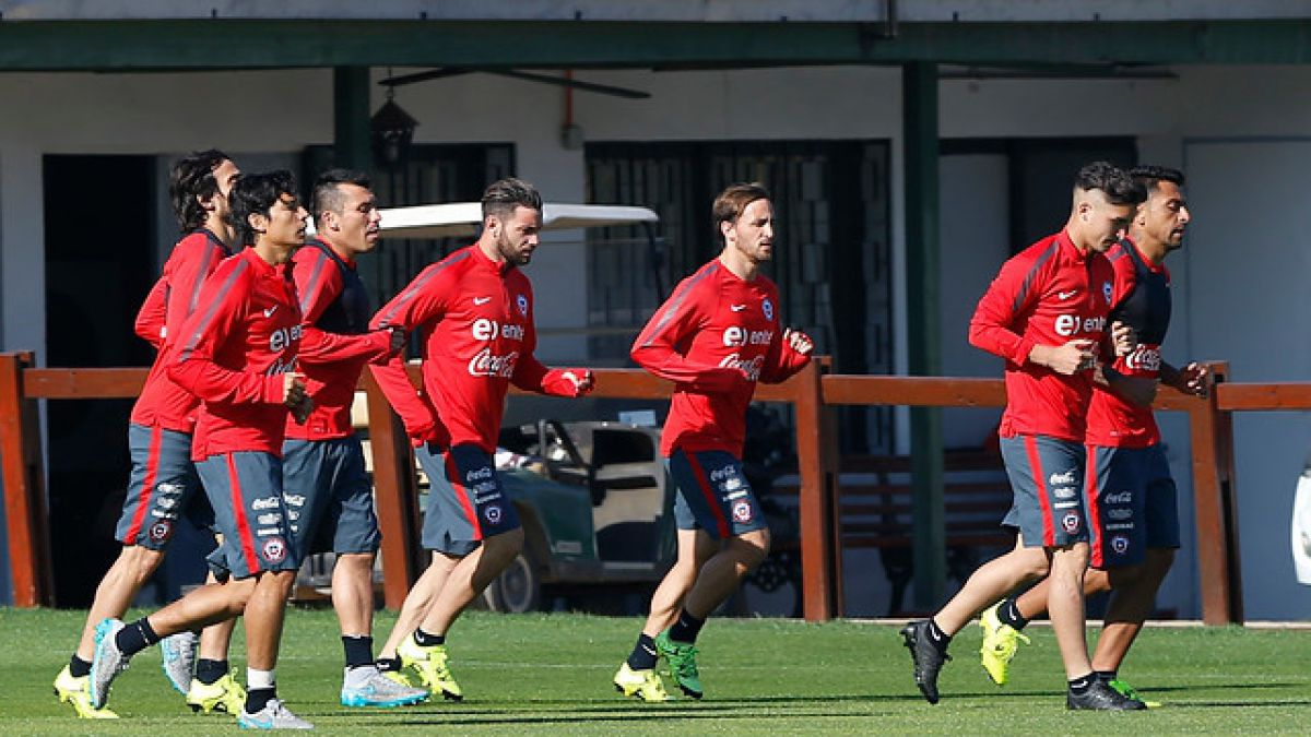 Sampaoli ya tiene la oncena de Chile para amistoso ante Paraguay