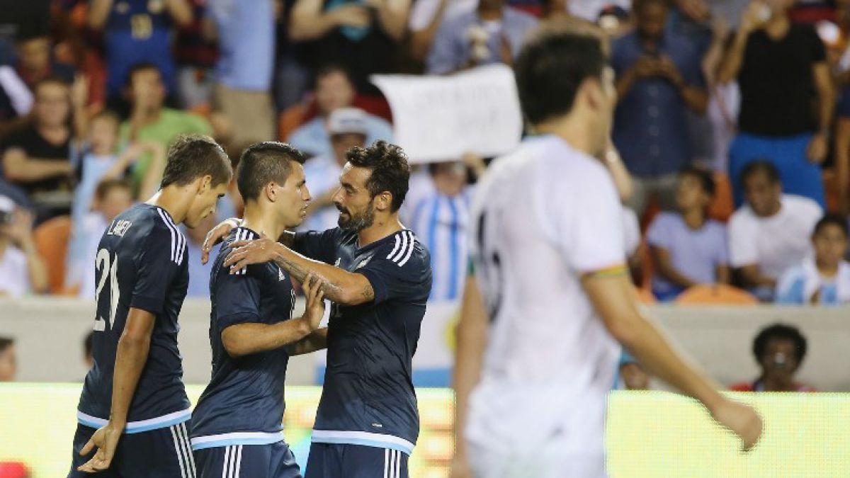 Argentina golea y Perú cae en exámenes previos a Eliminatorias