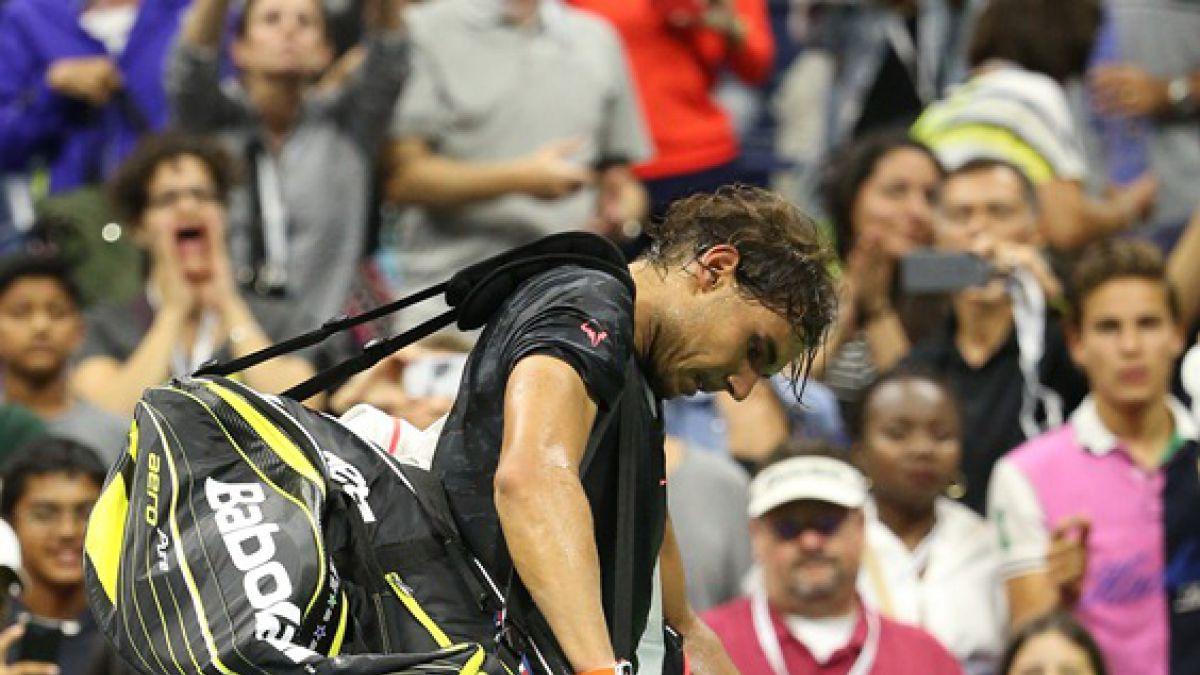 Nadal pierde en tercera ronda y por primera vez en diez años que no consigue un título