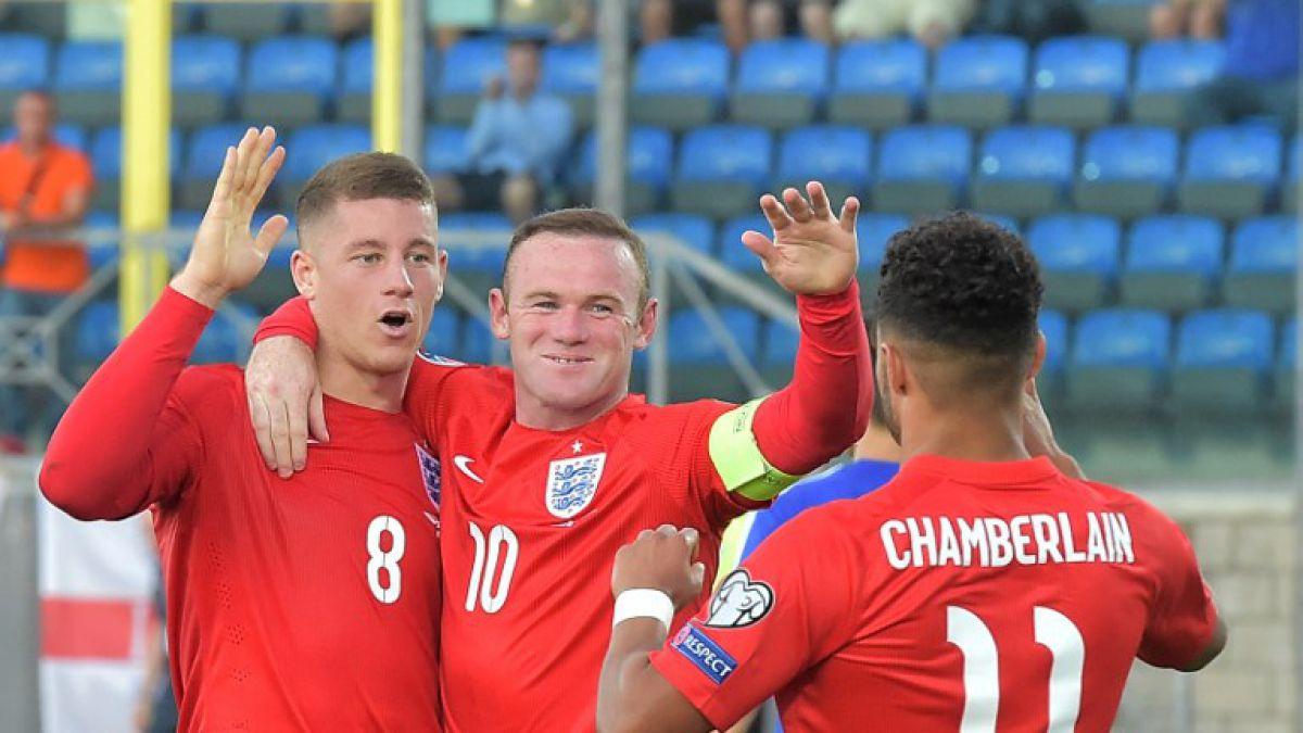 Inglaterra se convierte en el primer clasificado a la Eurocopa 2016