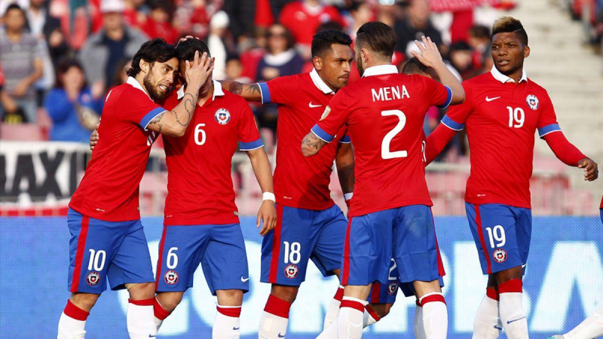 [MINUTO A MINUTO] La Roja triunfa ante Paraguay en el Estadio Nacional