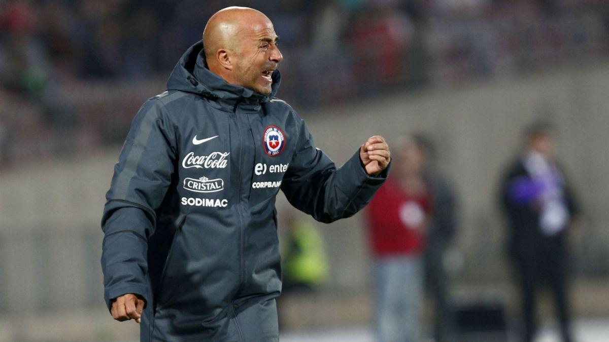 40 partidos de Sampaoli en La Roja: El técnico con mejor rendimiento de la historia