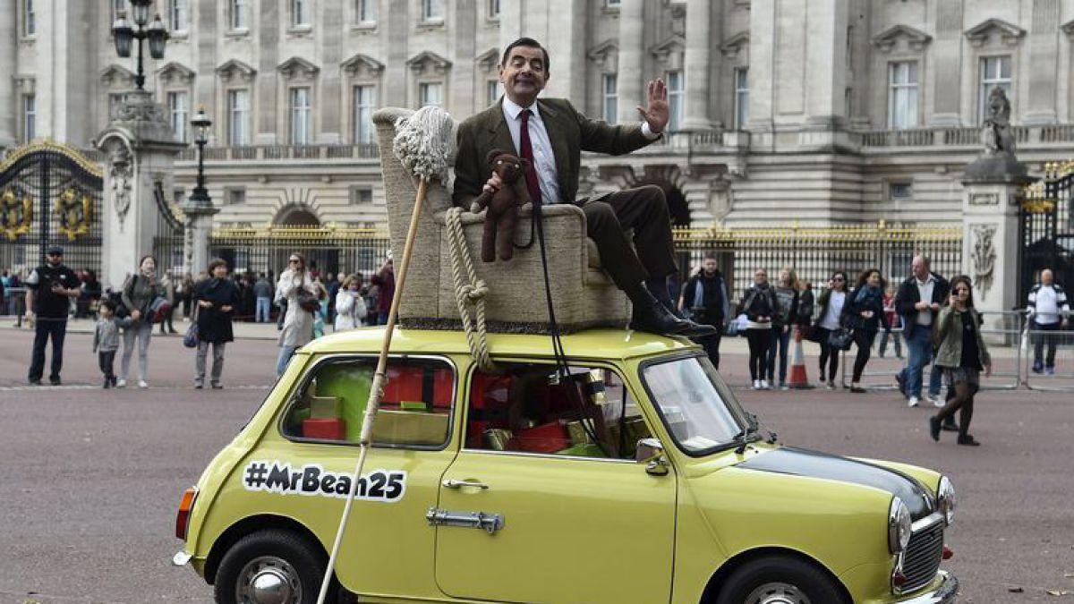 Mr Bean Celebra Sus 25 A Os Tele 13