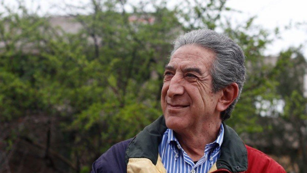 """Jorge Tarud: """"Estoy dispuesto a competir en primaria presidencial"""""""