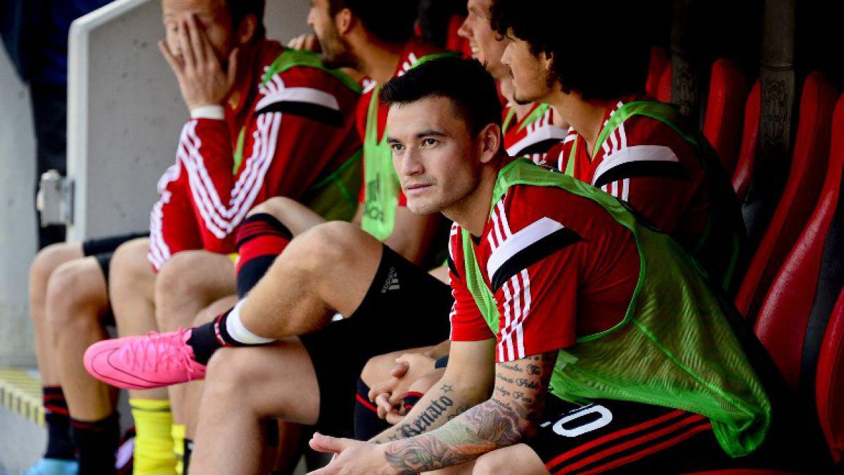 DT del Leverkusen adelantó chance de citar a Charles Aránguiz para duelo de este viernes