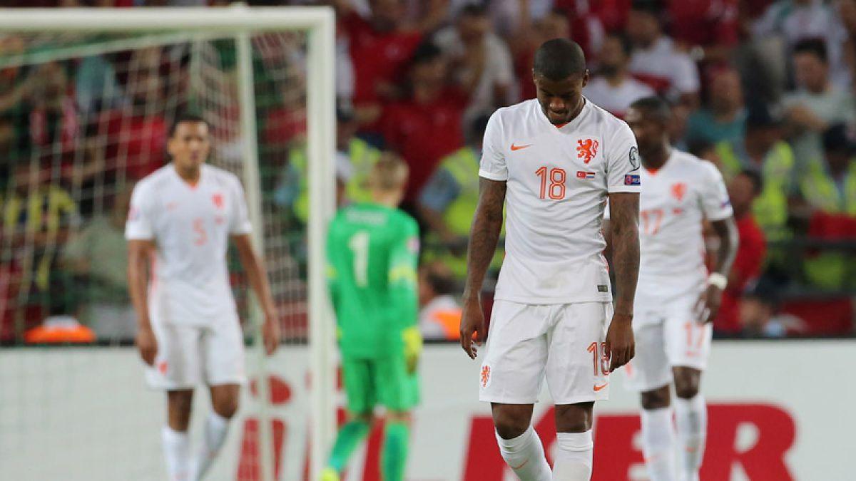 Turquía hunde a Holanda y lo deja casi eliminado de la Eurocopa 2016