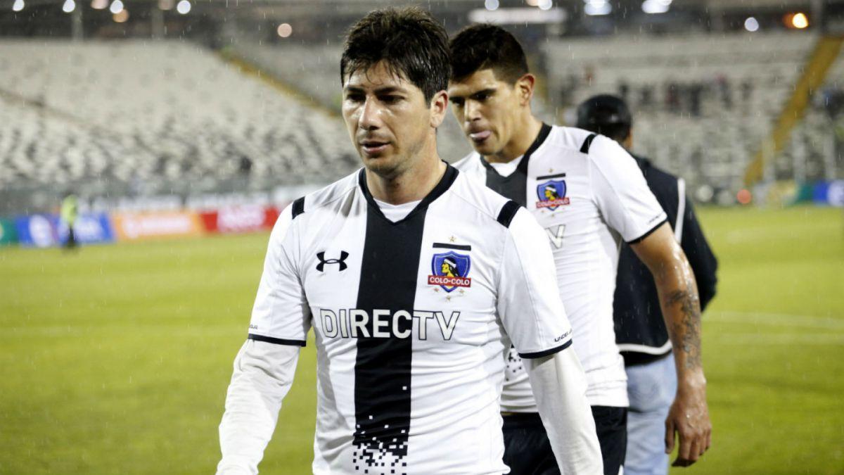 Jaime Valdés podría sumarse a lista de jugadores lesionados de gravedad en Colo Colo