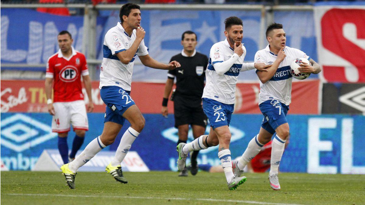 U. Católica remonta ante La Calera y sube al tercer lugar de la tabla del Apertura