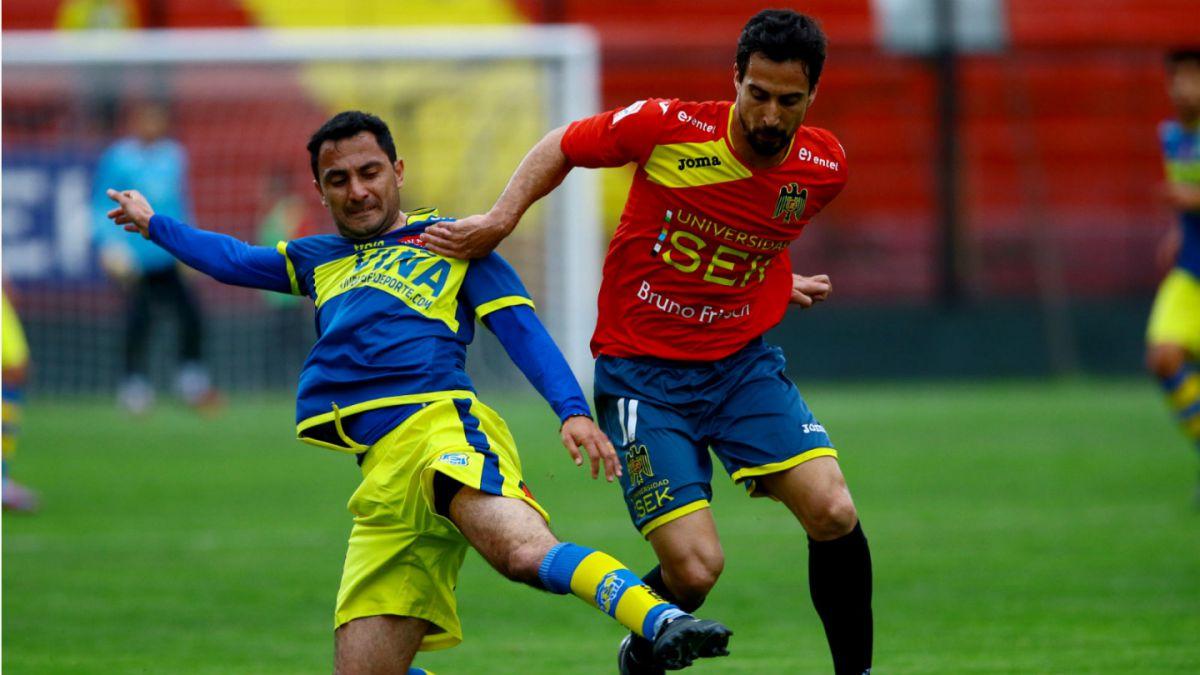 [GOL A GOL] Unión Española elimina por penales a Everton de la Copa Chile