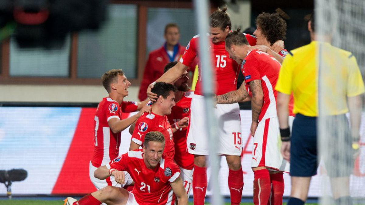 Eurocopa 2016: Austria va por logro histórico y ya hay tres clasificados