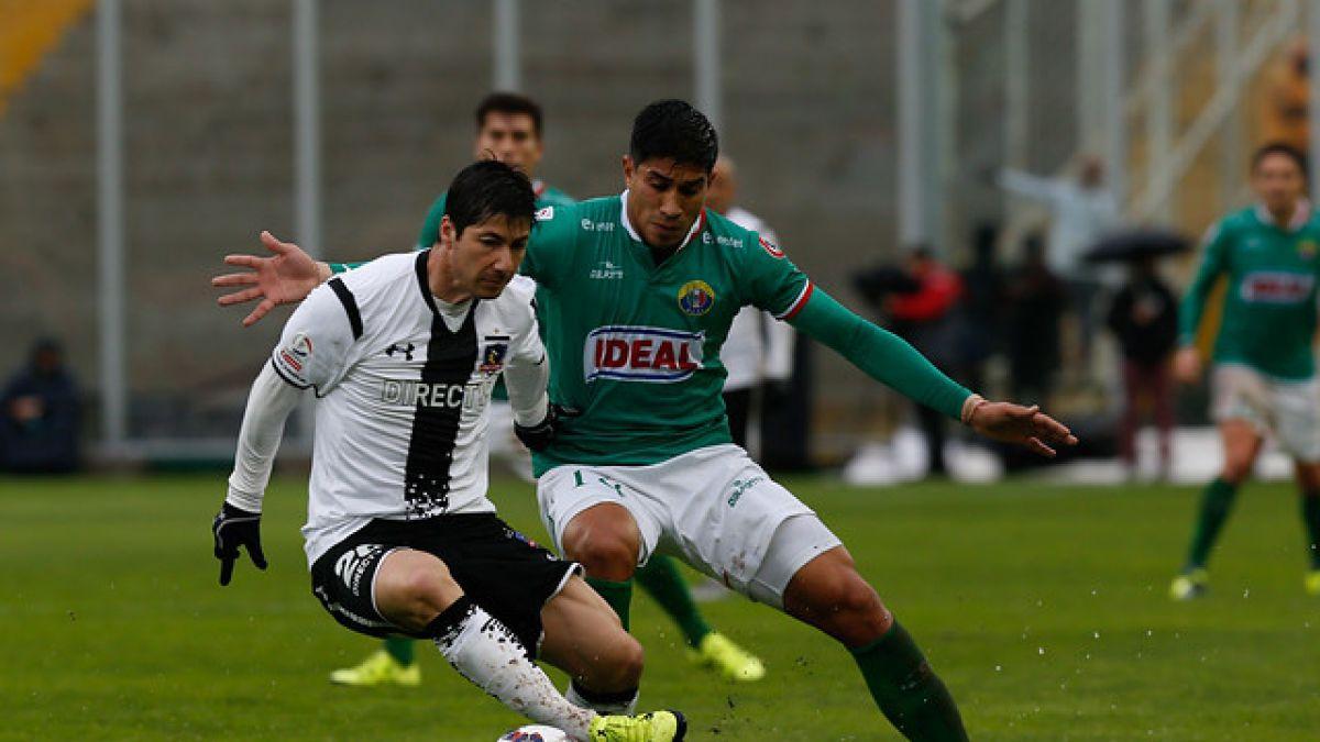 Respira Colo Colo: Valdés sólo estará tres semanas fuera por desgarro
