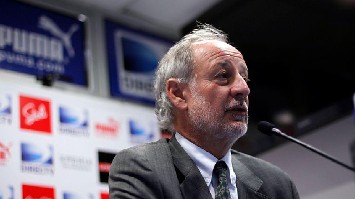 Presidente UC: La Comisión escuchará a Ríos y Muñoz y ahí se verá la sanción