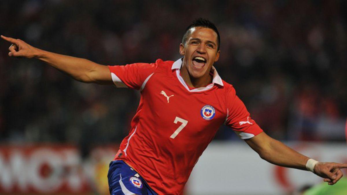 """Los 5 goles claves de Alexis Sánchez anotados en la """"Roja"""""""