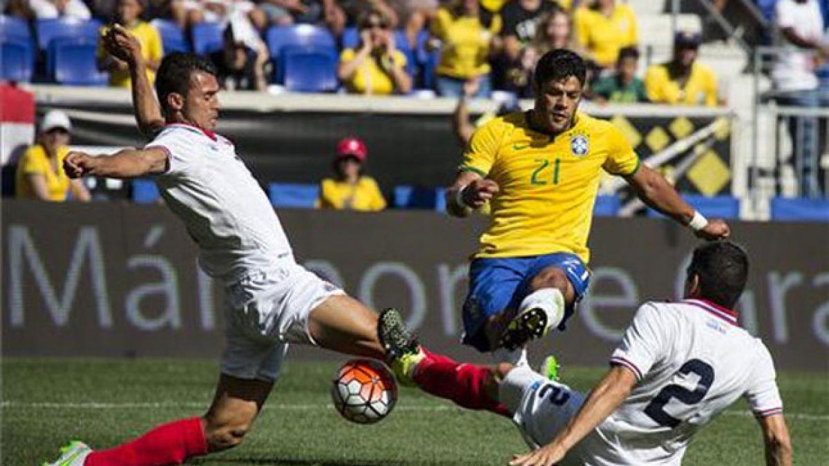 ¡Ojo Chile!: Brasil y Perú rinden exámenes con miras a Eliminatorias