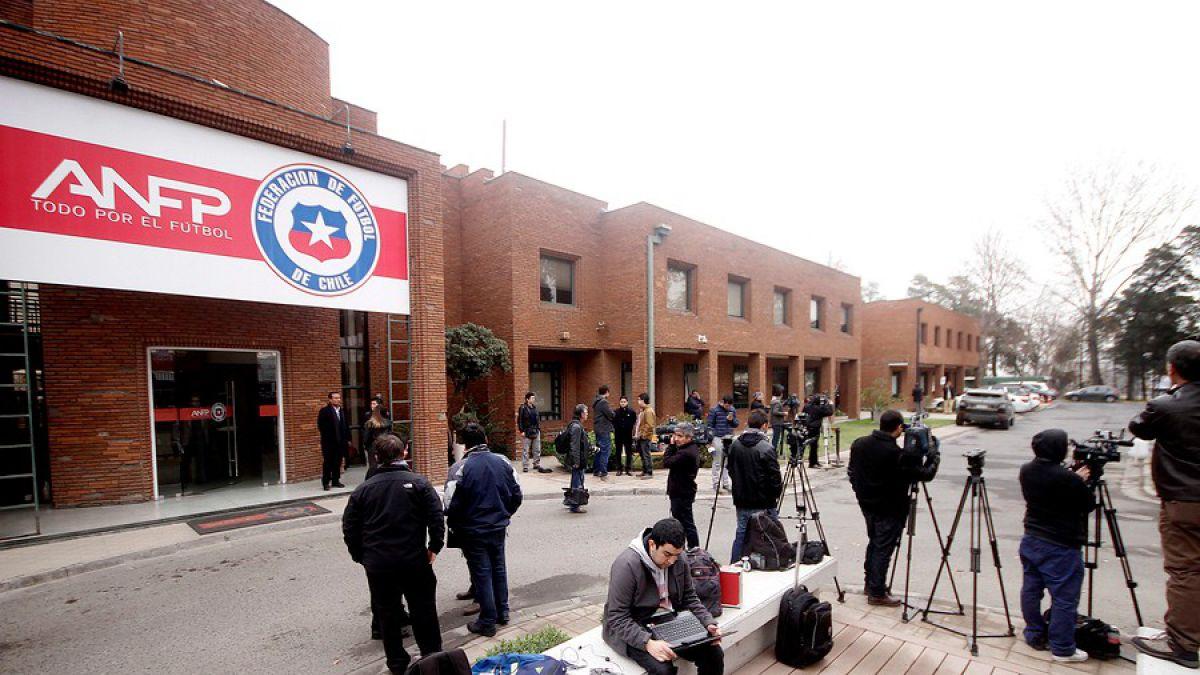 ANFP se defiende tras acusación del Ministerio de Justicia por sueldos ilegales