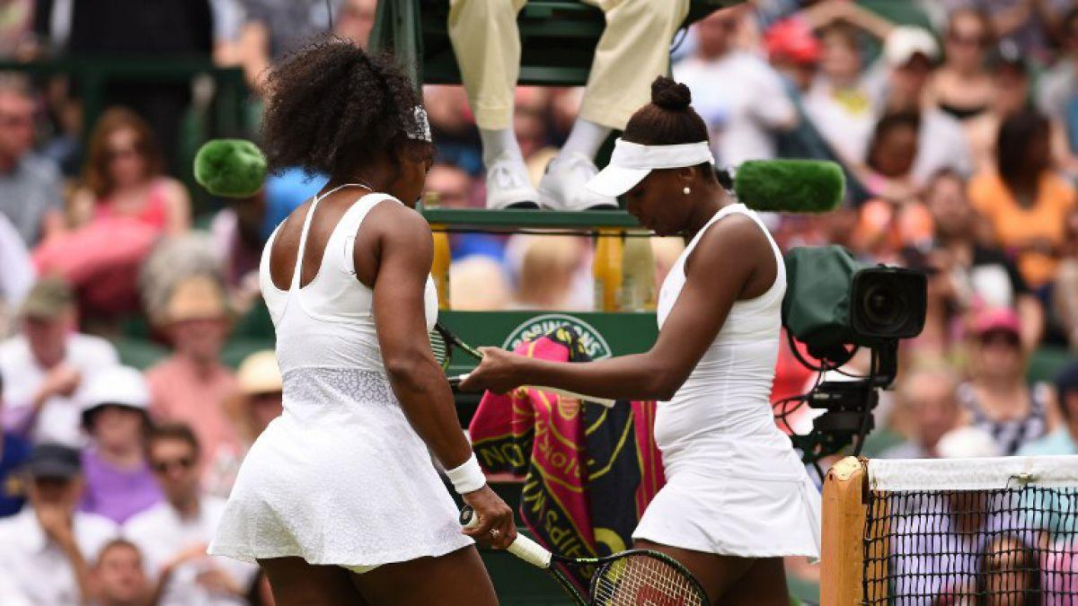 Serena y Venus Williams, frente a frente ¿Quién ha logrado más títulos y triunfos?