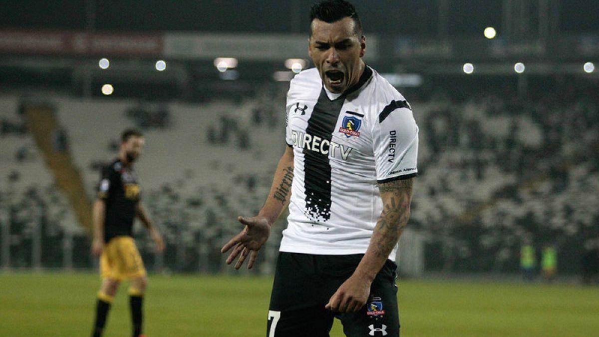 Con golazo de Paredes Colo Colo avanza a cuartos de la Copa Chile