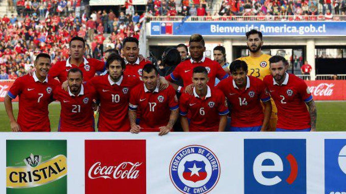 Estas serían las valoraciones de los jugadores chilenos en el FIFA 16