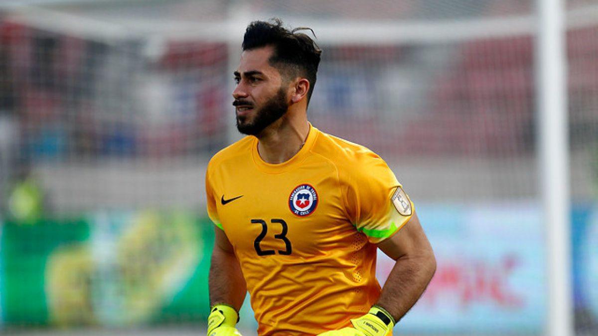 """Herrera: """"No encuentro otro arquero en el fútbol chileno que haya conseguido las cosas que yo"""""""