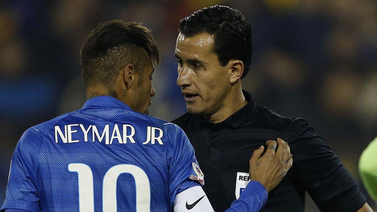 El 17 de septiembre se sabrá si Neymar puede jugar ante Chile